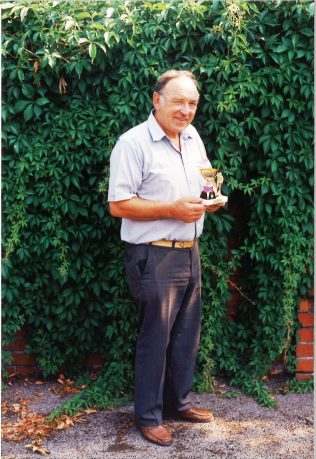 Photograph of Arthur in 1995