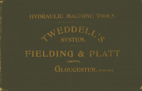 Hydraulic Machine Tools - Tweddell's System