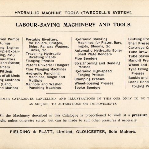 Inside Cover_7 Labour Saving Machinery and Tools