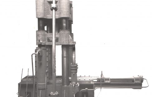 2000 ton Cartridge Heading Press, O/No. 7538, c.1936