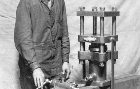 1 ton press, c.1940
