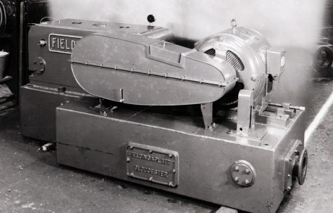 H3 Pumps fitted with Float Gear, c.1943