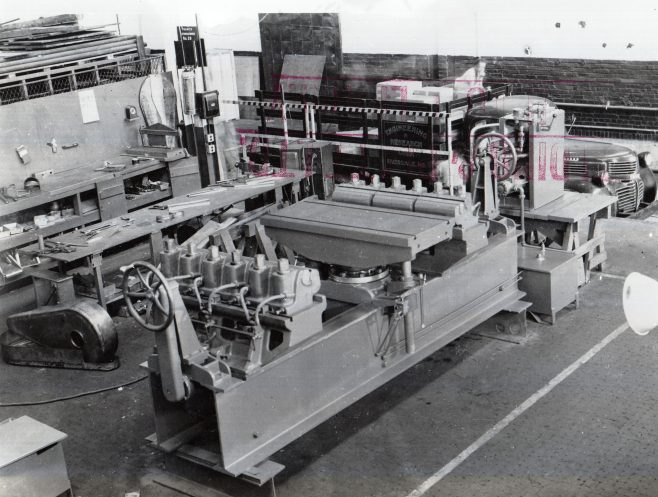 D7338/14/5/4/4051   75 ton machine | Gloucestershire Archives