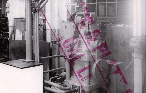 100 ton Circular Baling Press, O/No. 6780, c.1950