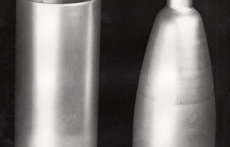100 ton 12 Station Soda Syphon Bottle Press, O/No. 66490, c.1967