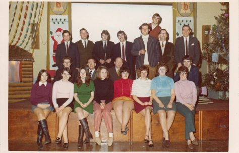 Christmas Party Organising Committee, c.1965