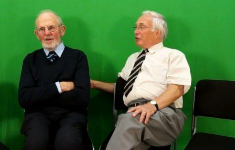 John Davis and Brian Mince