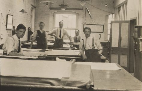 The Drawing Office in the 1930s