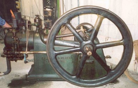 A brief history of Fielding's Gas and Oil Engines