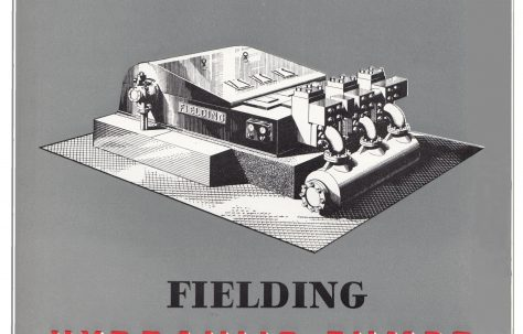 Fielding Hydraulic Pumps
