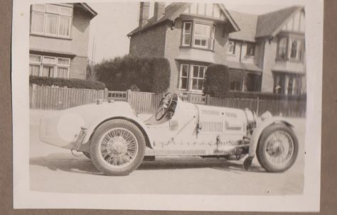 Jim Fielding's 1 1/2-litre Type 37 Grand Prix Bugatti