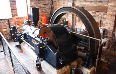 The story of the Fielding Engine at Gloucester Waterways Museum