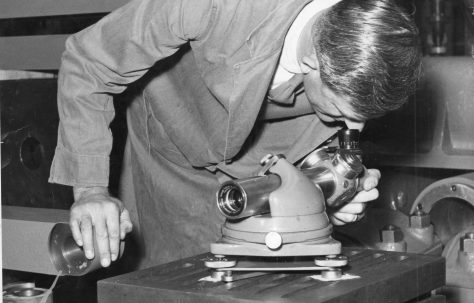 HAROLD EDWARDS  Inspection Department 1941 - c.1981