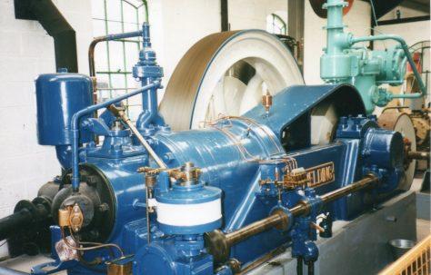 Engine Number 015640