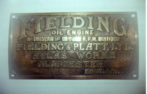 What was Fielding & Platt Ltd?