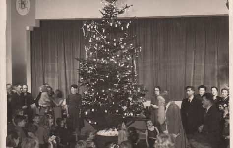Fielding children's Christmas parties