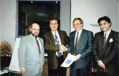 16MN Horizontal Aluminium Extrusion Press and Associated Plant, O/No. 301-65570, c.1993