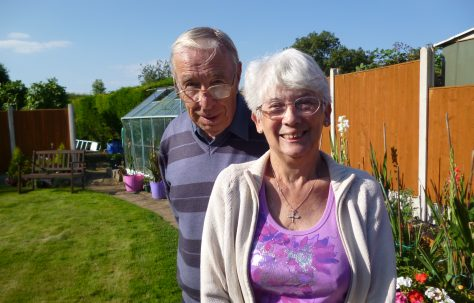 Ron and Margaret Yardley