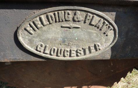 Fielding & Platt Saw Bench (date unknown)!
