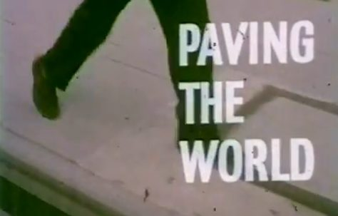Paving the World