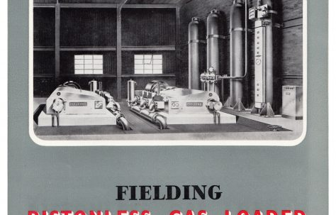 Fielding Pistonless Gas-Loaded Accumulators