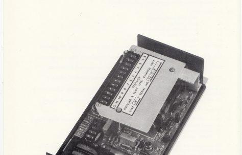 Technical Bulletin 781101, c.1970s