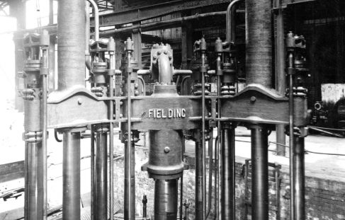 Combined 270 ton Piercing Press and 2-125 ton Drawing Presses, O/No. 8632, c.1939