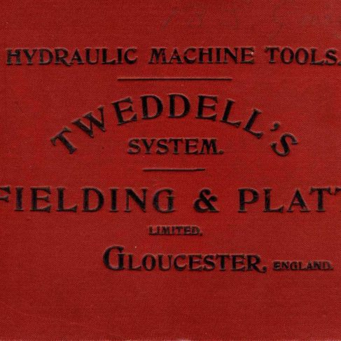 Front Cover 1901 Catalogue
