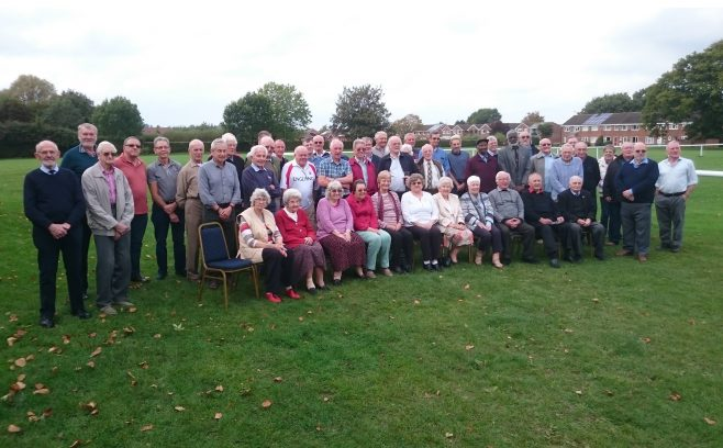 REUNION of ex F & P colleagues and their partners 5th October 2019