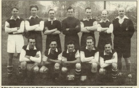 Fielding & Platt Football Team