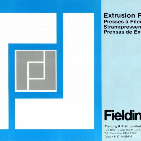 Fielding Extrusion Presses