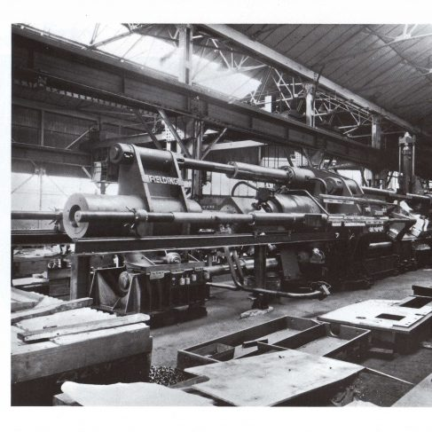 Fielding Extrusion Presses_13
