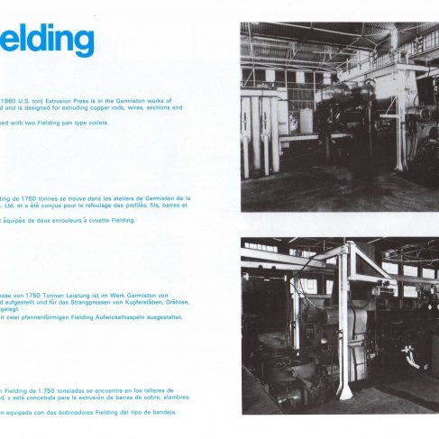 Fielding Extrusion Presses_16