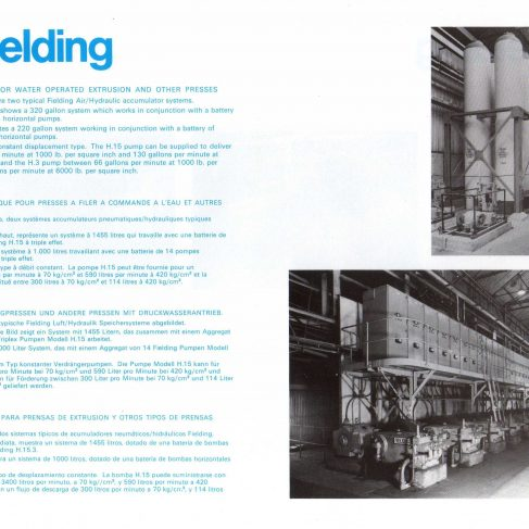 Fielding Extrusion Presses_18