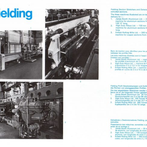 Fielding Extrusion Presses_23