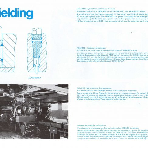 Fielding Extrusion Presses_24