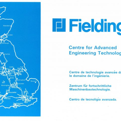 Fielding Extrusion Presses_Rear inside cover