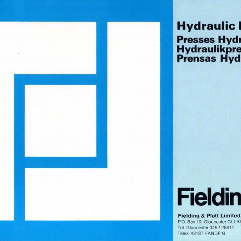 Fielding Hydraulic Presses
