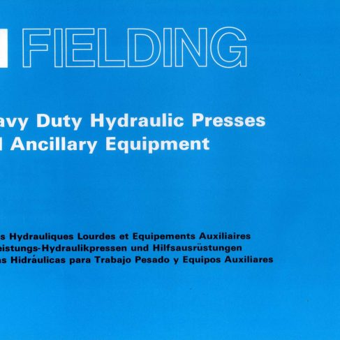 Fielding Hydraulic Presses_01