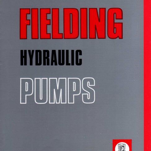 Fielding Hydraulic Pumps | John Bancroft