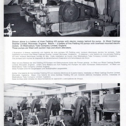 Fielding Hydraulic Pumps_3 | John Bancroft