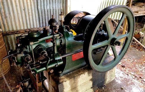 'Fielding' 5 BHP Gas Engine, c.1913