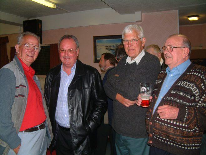 Photo 09.      ?  ; Dave Barnes;  John Jones  ;  Tony Barton  .