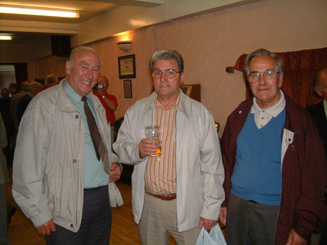 Photo 16.        ?  ;  Ted Williams ;  John Ansley.