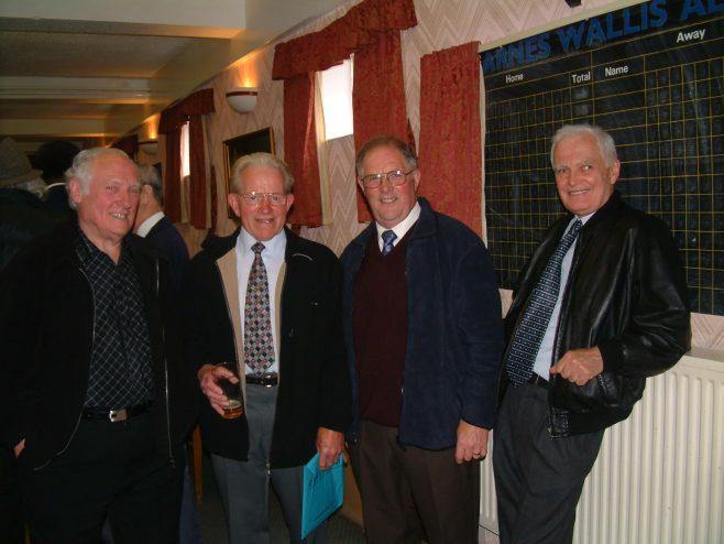 Photo 29.  Henry Savage; Ray Price; Dave Moore;  ?  .