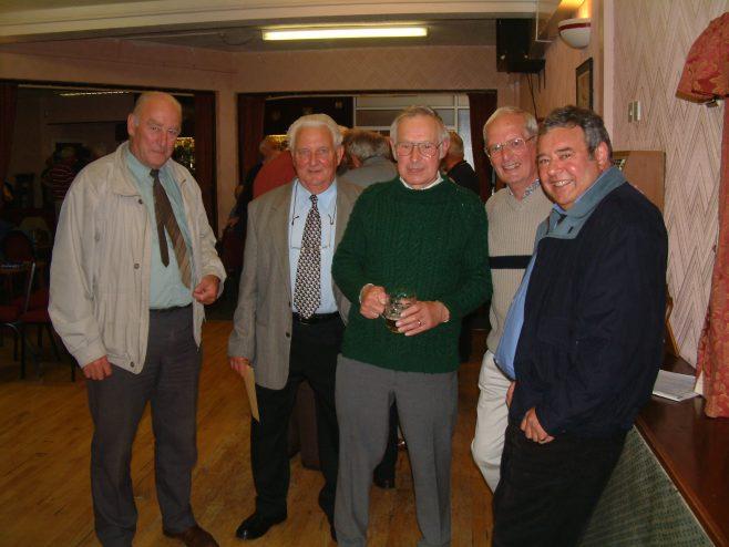 Photo 39.      ?  ;  ?  ;  Brian Billingham;  Bryan Mason  ;  Eddie Hurst  .