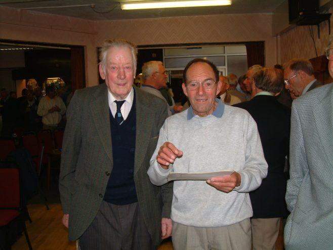 Photo 41.  Peter Preece;  Lionel Longney.