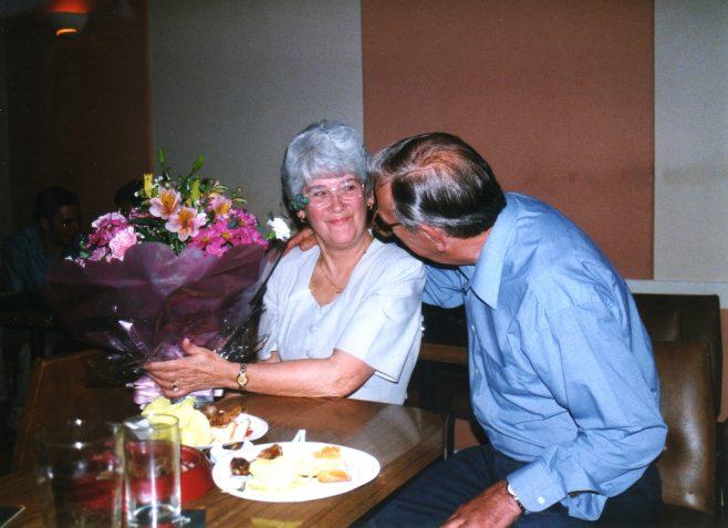 Photo 76.  Margaret & Ron Yardley.