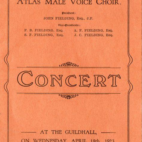 ATLAS MALE VOICE CHOIR