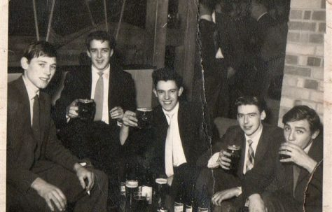 Apprentice dance, 1959